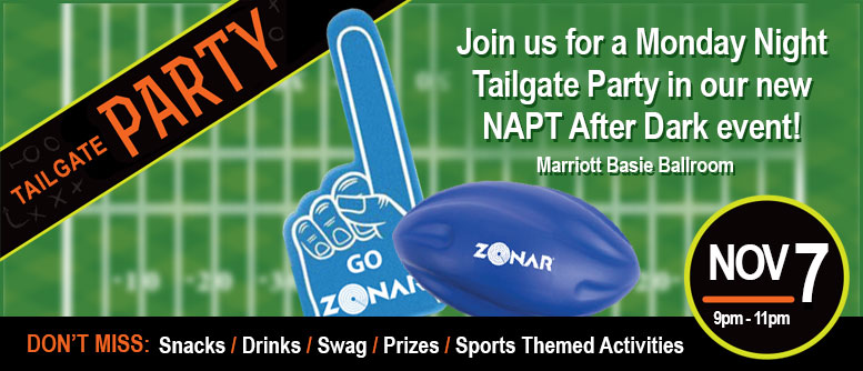Zonar Tailgate Party