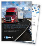 White Paper: The fleet regulatory to-to list for 2016 and beyond