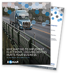 White Paper: Why Waiting to Implement Electronic Logging Devices Hurts Your Business