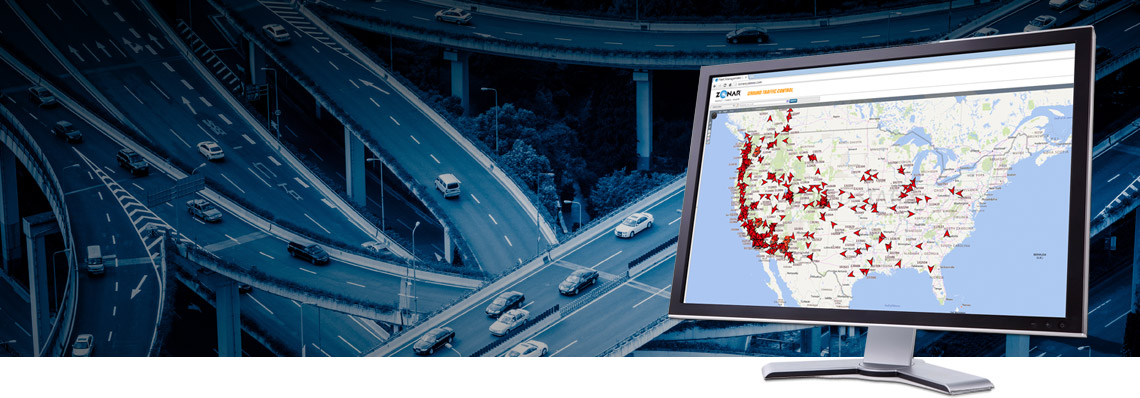 Ground Traffic Control Fleet Management Software