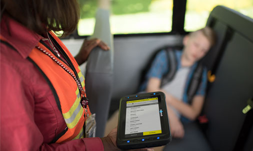 Child Bus Safety Check