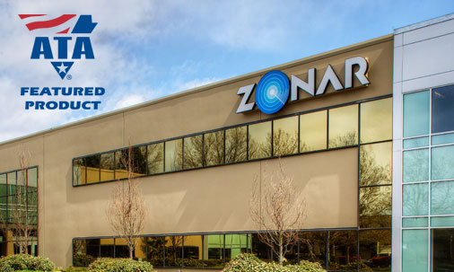 Zonar is an ATA Featured Product Provider