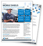 Zonar Mobile Shield datasheet