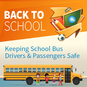 Keeping School Bus Drivers & Passengers Safe