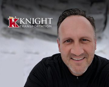 Jim Field, Vice President, MobileComm Technologies at Knight Transportation