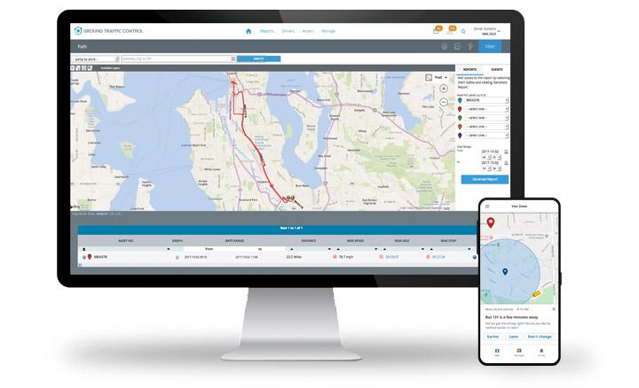 Zonar Platform and MyView parent app
